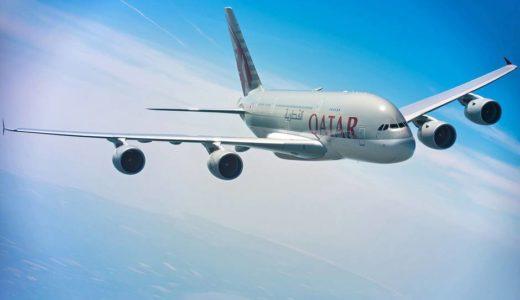 月例マイル報告 カタール航空格安ビジネスクラスで一撃28,000FOP!