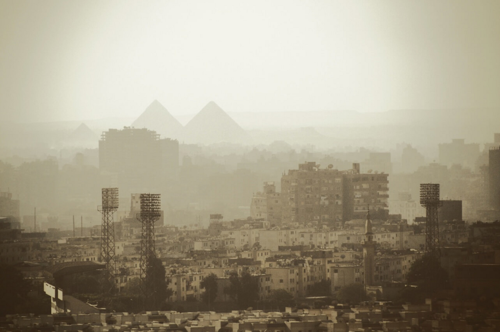世界遺産ギザのピラミッド
