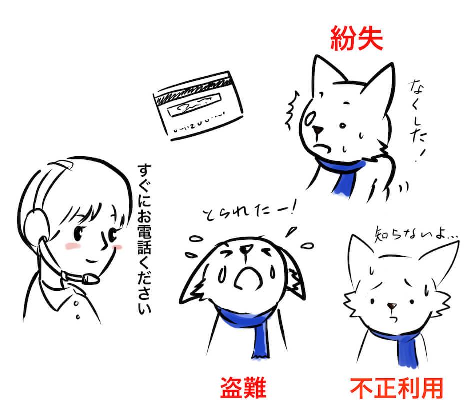 クレジットカード・トラブル
