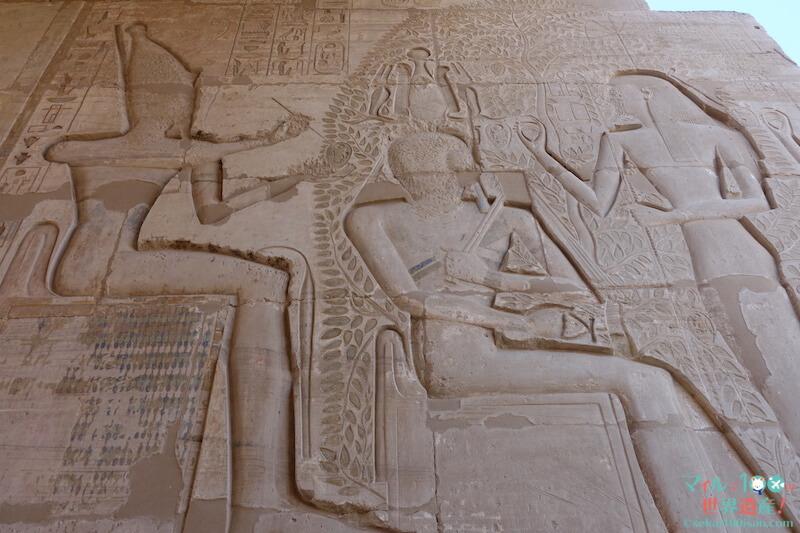 ラムセウスの壁画