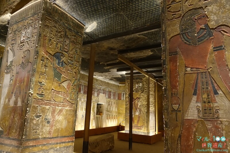 セティ1世の墓