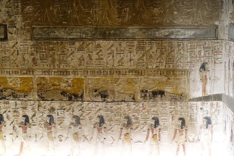 エジプトの王家の谷