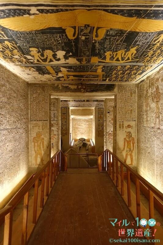 ラムセス6世の墓