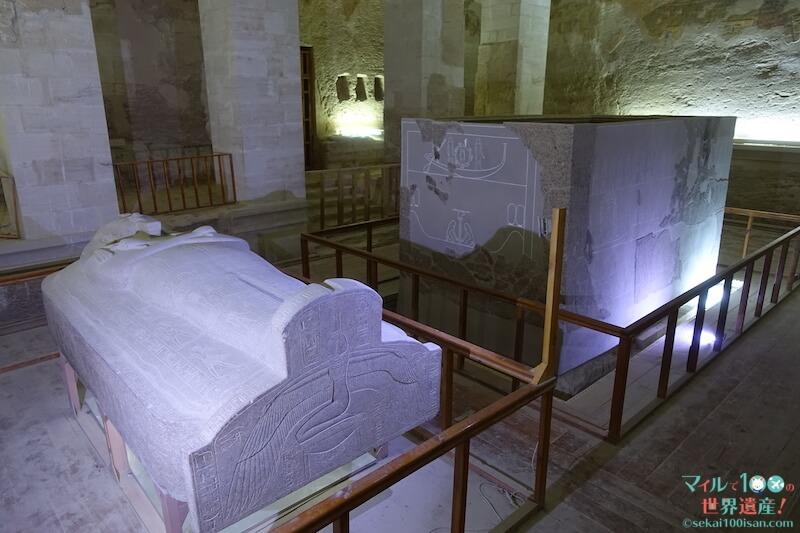 メルエンプタハの王墓