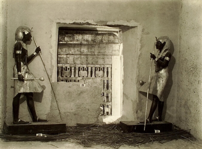 ツタンカーメン王墓