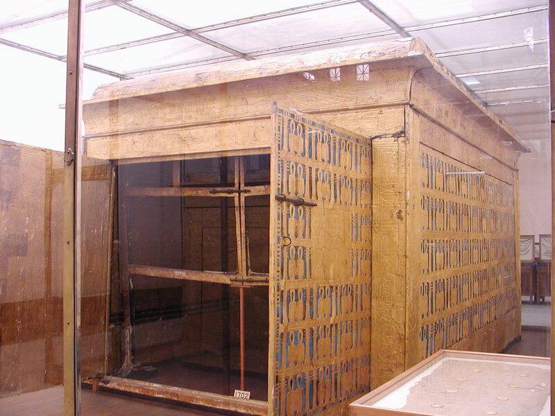 ツタンカーメンの聖廟